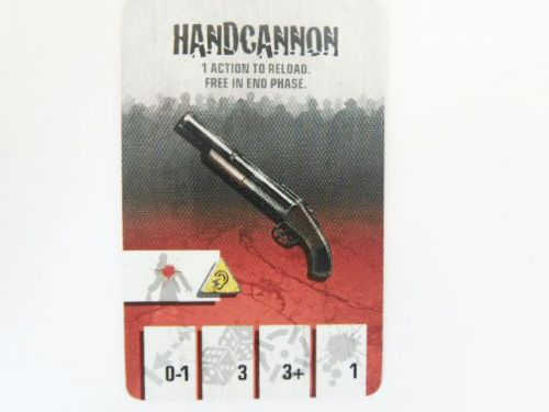 AN: Equipment Card (Hand-cannon)